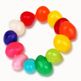Jelly Bean Bracelets – perfect for any occasion.